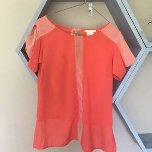 Esley pint top. Size small